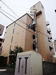 大阪府大阪市淀川区西中島1丁目の賃貸マンションの外観