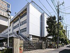 小学校 1300m 武蔵野市立本宿小学校