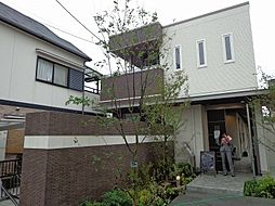 大阪府茨木市水尾4丁目の賃貸アパートの外観