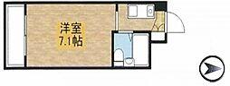 ドール堀田I[205号室]の間取り