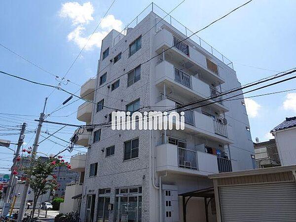 太田ハイツ 5階の賃貸【愛知県 / 名古屋市東区】