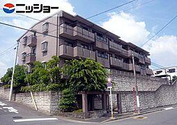 プチシャトー五軒家[3階]の外観
