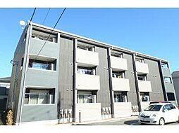 愛知県名古屋市緑区大高町字門田の賃貸アパートの外観
