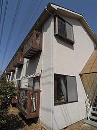 埼玉県ふじみ野市大井中央3丁目の賃貸アパートの外観