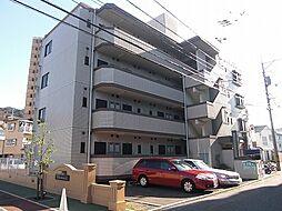 リバーパレス牛田新町[4階]の外観