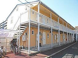 パストラール近江B棟[B103号室]の外観