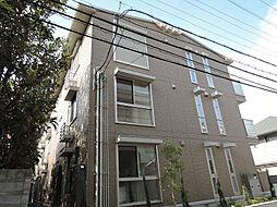 大阪府八尾市光南町1丁目の賃貸アパートの外観