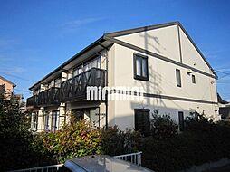 愛知県半田市雁宿町3の賃貸アパートの外観