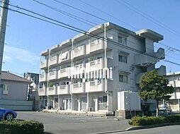 静岡県浜松市中区高丘東4の賃貸マンションの外観
