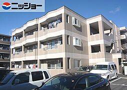 クレストール33[2階]の外観