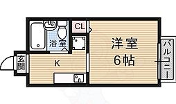JR藤森駅 2.5万円