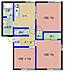 間取り,3DK,面積50.78m2,賃料5.0万円,JR常磐線 水戸駅 3.1km,,茨城県水戸市緑町3丁目1番地