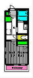 プチコワン[2階]の間取り