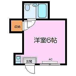 黒髪5丁目 1.5万円