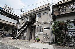 川江アパート[103号室]の外観