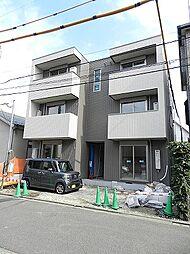 東京都品川区小山5丁目の賃貸マンションの外観