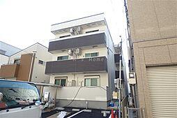 兵庫県神戸市兵庫区小河通3丁目の賃貸アパートの外観