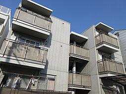 大阪府寝屋川市池田本町の賃貸アパートの外観