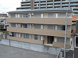埼玉県川越市田町の賃貸アパートの外観