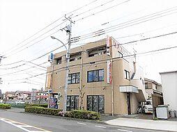 東京都昭島市宮沢町1丁目の賃貸マンションの外観