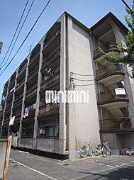 愛知県名古屋市昭和区川原通6丁目の賃貸マンションの外観