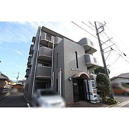 神奈川県平塚市達上ケ丘の賃貸マンションの外観