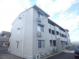 徳島県徳島市蔵本元町3丁目の賃貸アパートの外観