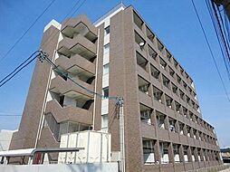 愛知県安城市住吉町3丁目の賃貸マンションの外観
