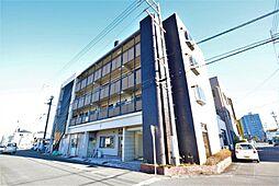 静岡県静岡市駿河区南安倍3丁目の賃貸マンションの外観