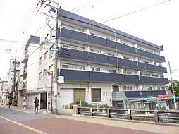 シャトー鴻之台[502号室]の外観