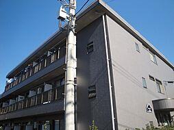 グラドゥアーレII[1階]の外観