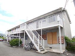 兵庫県宝塚市安倉北5丁目の賃貸アパートの外観