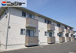 メ−プルA長篠[1階]の外観