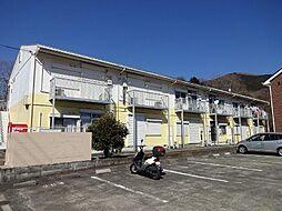 静岡県駿東郡小山町須走の賃貸アパートの外観