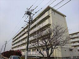 ビレッジハウス大木 2号棟[1階]の外観