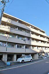 埼玉県富士見市西みずほ台3丁目の賃貸マンションの外観