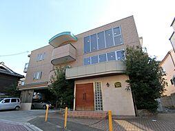 パーシモン茨木[1階]の外観