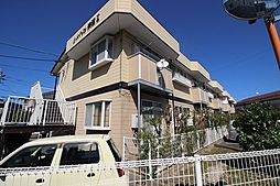 福岡県福岡市西区野方1丁目の賃貸アパートの外観