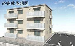 広島県福山市大門町1丁目の賃貸マンションの外観