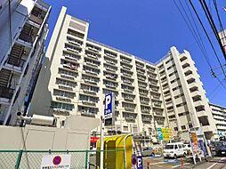 竹の塚駅前ビル[8階]の外観