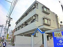 東京都小金井市前原町3丁目の賃貸マンションの外観