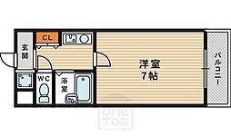片町コート[9階]の間取り