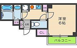 AISAII[4階]の間取り