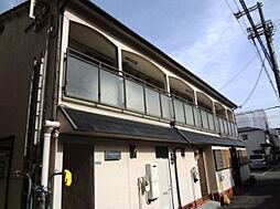 ハイツヤシマ[1階]の外観
