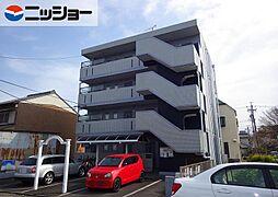 シーズンコート岩塚西[4階]の外観
