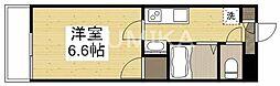 assicurato西川原[3階]の間取り