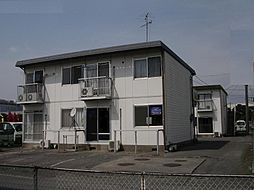 キャッスルハイツ B[2階]の外観