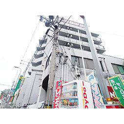大阪府高槻市富田丘町の賃貸マンションの外観