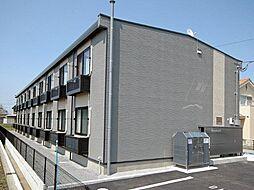 香川県丸亀市柞原町の賃貸アパートの外観