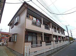 千葉県松戸市五香6の賃貸アパートの外観